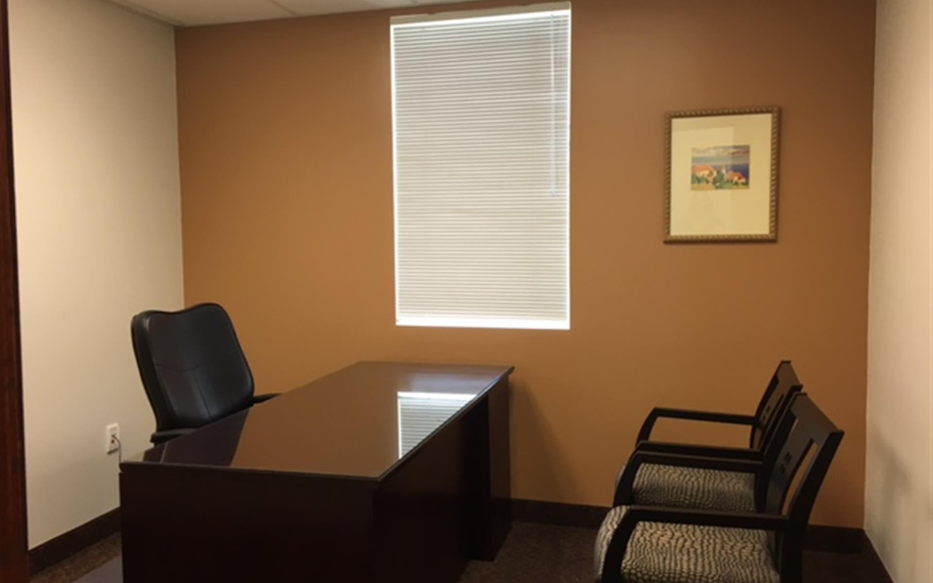 First Choice Executive Suites - Day Window Office # 202