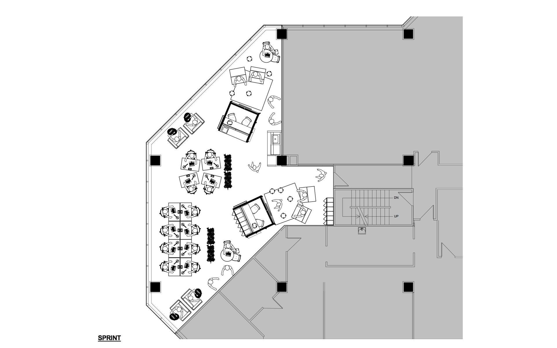 WashingtonREIT | Fairgate at Ballston - altSpace Sprint  | Suite 650