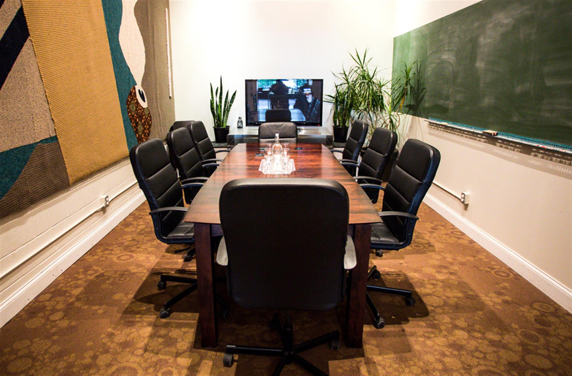 The Foundery Buildings - Conference Room – Main Floor