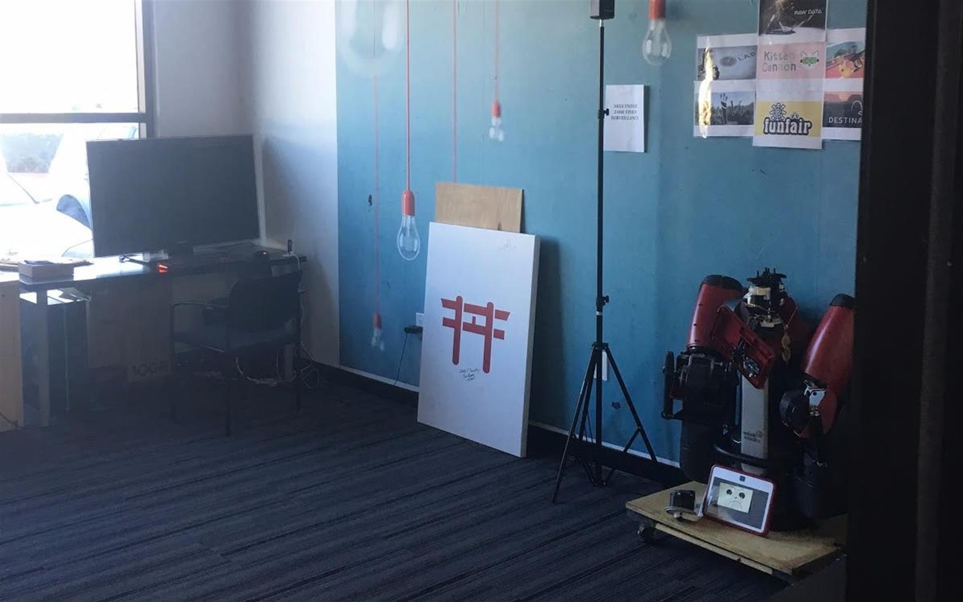 Hacker Dojo - Edison/Quiet Room
