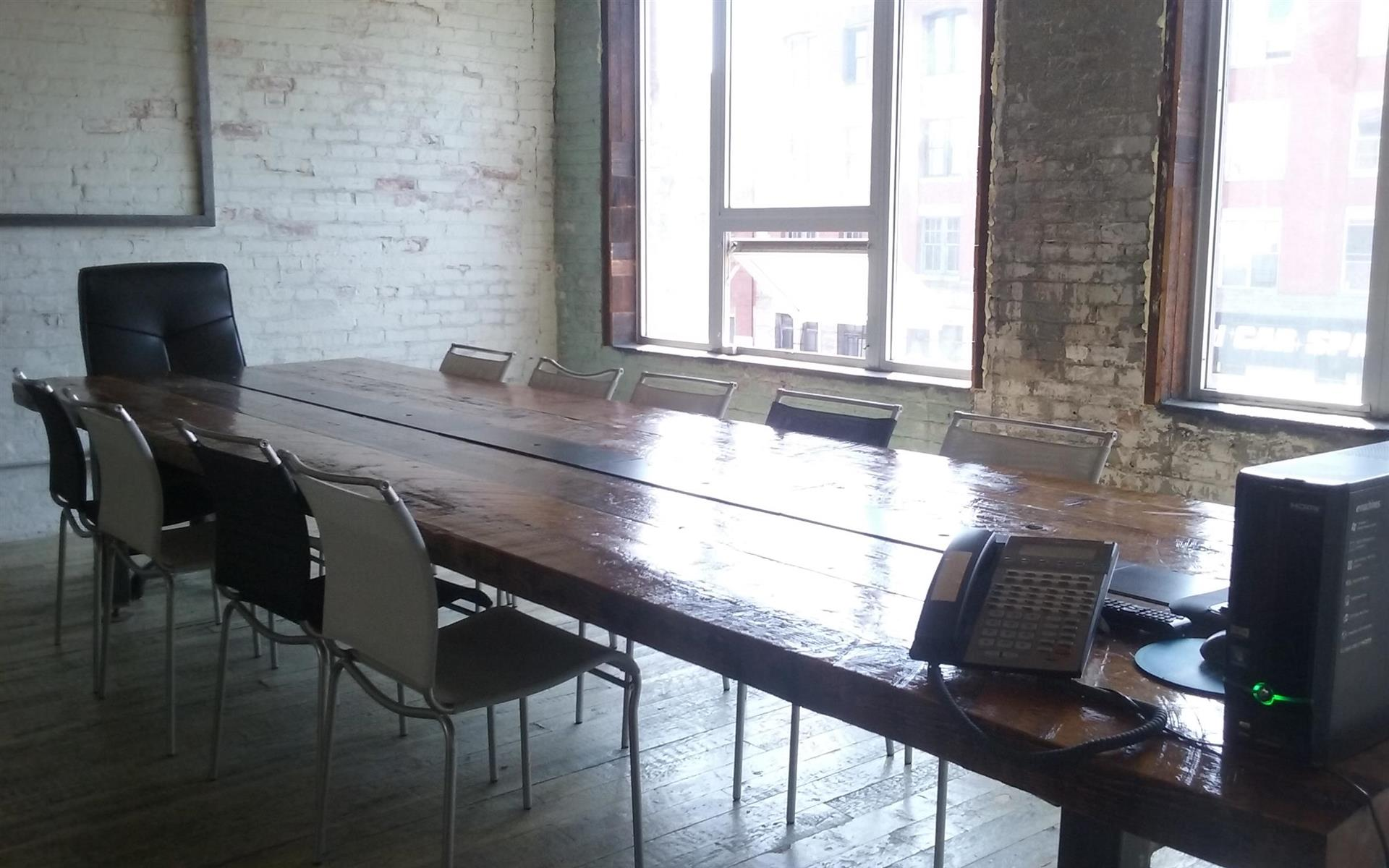 WH18 management - Brooklyn - Conference Meeting Room for 16