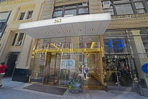 Logo of 262 West 38th Street