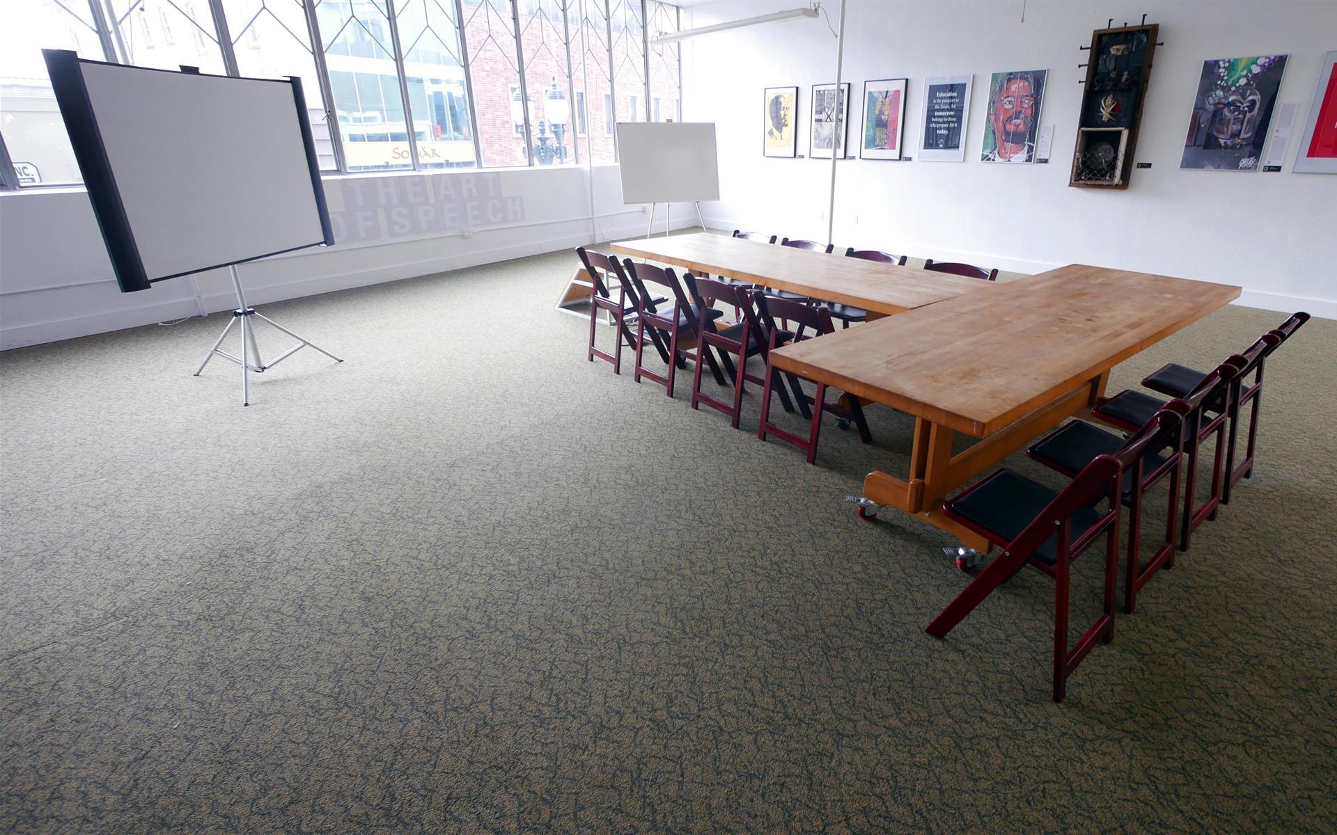 Oakstop - West Wing Meeting Room