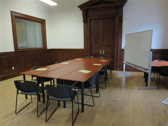 Stamford Innovation Center - Courtroom -- 2nd Floor