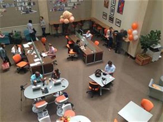 NextSpace Berkeley - Event Cafe