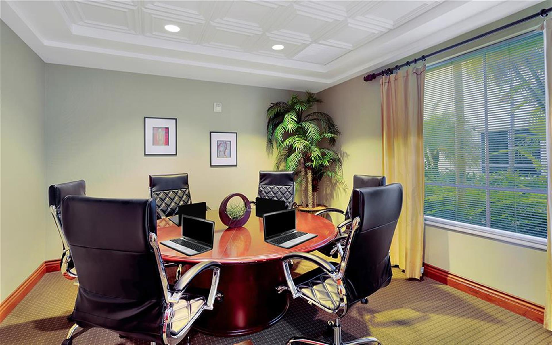 Premier Executive Center- Naples - Small Conference Room 1st Floor- seats 6
