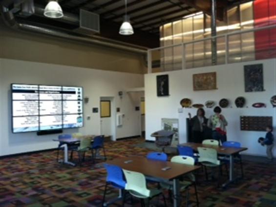Santa Cruz Public Library, Scotts Valley - Meeting Room