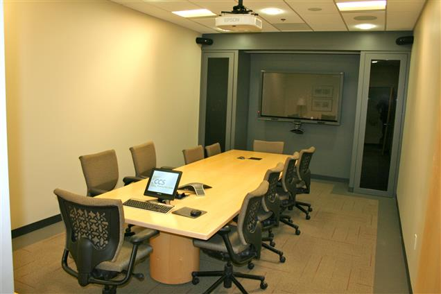LightWerks Communication Systems Headquarters - Executive Boardroom - Seats 10