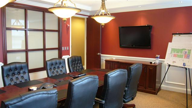 Business Suites of Columbia - Board Room