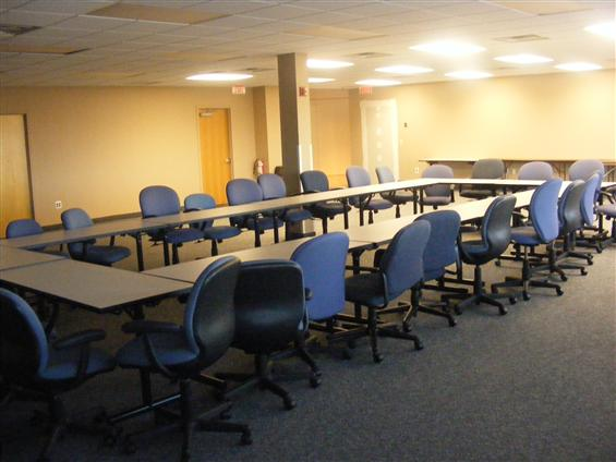 JuiceTank - Training/Seminar Room