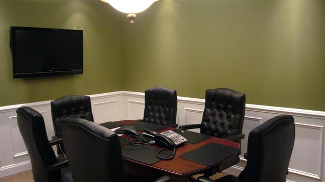 Business Suites of Columbia - Conference Room