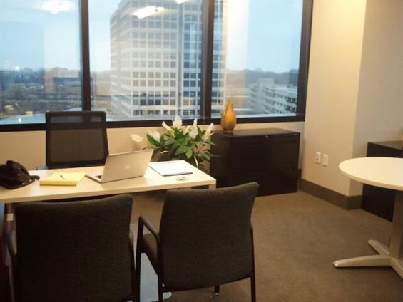Metro Offices - Chevy Chase - Private Office